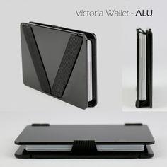 Victoria Wallet - ALU