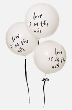Engagement Party Ideas 25 Engagement Party Engagement Party Ideas, Love is in the air Calligraphy lettered balloons Wedding Engagement Party Planning, Engagement Party Favors, Engagement Celebration, Engagement Party Decorations, Event Planning, Wedding Engagement, Our Wedding, Wedding Planning, Engagement Parties