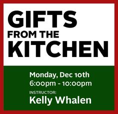 DIY your holiday gifts this year-Kelly will show you how.