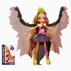Equestria Girls Sunset Shimmer Time to Shine Doll