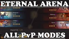 Eternal Arena PvP | All PvP Modes + PvP Matches Pvp