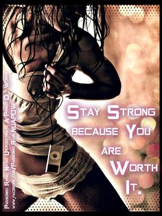 Strength.....