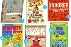 6 great books for boys | creative gift ideas for kids... more at http://www.catchingfireflies.com/categories/girls-%26-boys/
