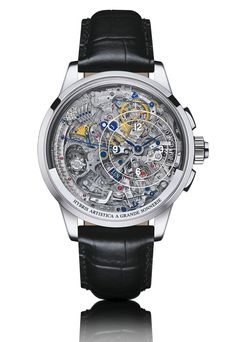 Jaeger-LeCoultre Hybris Artistica, Duomètre à Grande Sonnerie! One of my favorite watches from LeCoultre transformed from an already beautiful aesthetic to something simply jaw dropping. Nothing is left to the imagination.