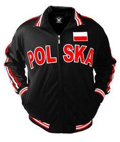 Black Polska Jacket