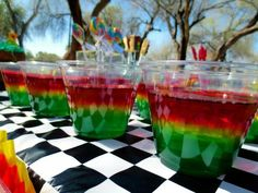 Birthday Cars - Stoplight jello at a Cars Party Hot Wheels Birthday, Hot Wheels Party, Race Car Birthday, Race Car Party, 3rd Birthday, Birthday Ideas, Disney Cars Party, Disney Cars Birthday, Car Themed Parties