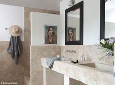 salle de bain provencale - Recherche Google