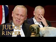Judge Rinder Cries With Laughter As Dog Wedding Dispute Leaves The Court In Hysterics | Judge Rinder - YouTube