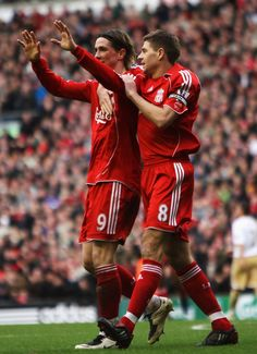 Premier League: Liverpool v Middlesbrough. (Photo Credit: Gary M. Prior / Getty Images Sport. Match Date: 23 February 2008)