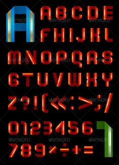 Font From a Color Paper Tape #GraphicRiver Font from tape colored the paper – Set of roman letters, and arabic numerals. (A, B, C, D, E, F, G, H, I, J, K, L, M, N, O, P, Q, R, S, T, U, V, W, X, Y, Z, 0, 1, 2, 3, 4, 5, 6, 7, 8, 9). Attached ZIP folder contains: • EPS vector file is saved in file format EPS v. 8 • AI (Illustrator CS4) • PSD (layered, 300dpi) • JPG image has high resolution 3597×5000 pixels • CDR v.10 • These are editable vector files • Available RGB color • Can be used in your…