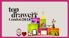 Top Drawer Olympia London London's international lifestyle event for creative retailers across the UK and beyond, Top Drawer. Olympia London, Top Drawer, It Network, Upcoming Events, Drawers, January, Lifestyle, Creative, Tops