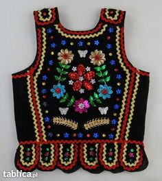 Folk Costume, Costumes, Polish Folk Art, Folk Clothing, Rhyme And Reason, Folk Embroidery, My Heritage, Fashion History, Costume Design