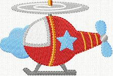 Helicopter Freebies  Julias Needle Designs