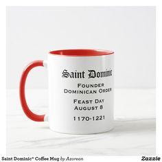 Saint Dominic* Coffee Mug