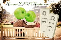 TCF tworzy swoje produkty z pasji i miłości ❧ ZAPRASZAMY: http://studioaroma.com.pl/pl/p/Aromat-LION-Apple-10ml/954 ❣