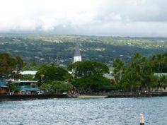 Kailua-Kona, Big Island, Hawaii