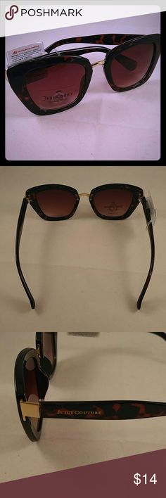 NWT Juicy Couture Sunglasses NWT Juicy Couture Sunglasses. Juicy calls these Beauty. Juicy Couture Accessories Sunglasses