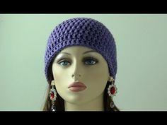 Crochet Beanie for Beginners Video Tutorial and Pattern. Written Pattern is in the Show More Section below this video tutorial. Crochet Beanie for Beginners ...