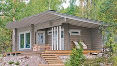 Honka-sauna, Löytöretki