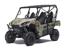 New 2017 Kawasaki Teryx4 Camo ATVs For Sale in Illinois. 2017 Kawasaki Teryx4 Camo, 2017 Kawasaki TERYX4 Camo <p> THE KAWASAKI DIFFERENCE </p> KAWASAKI STRONG <p>Eager for action, the Kawasaki Teryx4 side x side is built to dominate the most demanding trails. With the perfect combination of rugged sport performance and useful capability, the Teryx4 is up for a variety of challenges. Backed by the strength of Kawasaki Heavy Industries, Ltd. and the Kawasaki STRONG 3-Year Limited Warranty, the…