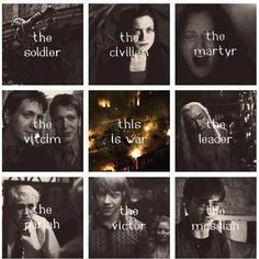 Lyrics to 'This is War' by 30 Seconds to Mars with Harry Potter pictures. The video where the replay button is abused. Always