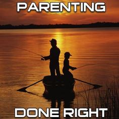 Silhouette of Father and Son Fishing at Sunset-Dennis Hallinan-Photographic Print Gone Fishing, Kayak Fishing, Fishing Tips, Fishing Tackle, Fishing Cart, Fishing Boats, Fishing Games, Saltwater Fishing, Fishing Reels