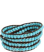 Chan Luu - Turquoise Wrap Bracelet