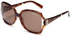 Roberto Cavalli Women's RC504SW Oversized Sunglasses,Havana Frame/Brown Lens,one size Roberto Cavalli. $174.95. Save 53% Off!