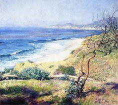 Laguna Shores - Guy Rose