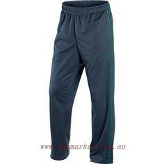 Men's Nike Epic Athletic Pants - Squadron Blue Emerald - O4Iy8y379 - Men's Pants