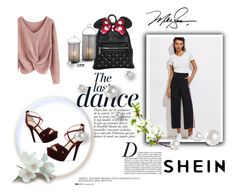 """""""Shein"""" by polyvore145-1 ❤ liked on Polyvore featuring Anja and Jessica Simpson"""
