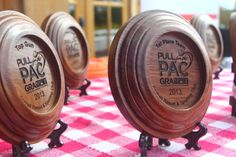 GRA Sporting Clay Awards  Pull for the PAC 2013 | Foxhall Resort & Sporting Skeet Shooting, Trap Shooting, Shooting Sports, Pigeon Craft, Diy Trophy, Clay Pigeon Shooting, Sporting Clays, Shooting Accessories, Scroll Saw Patterns