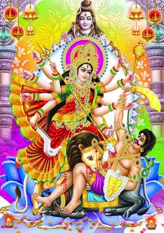 Photo format in .JPG You can edit an image in any photo editing software, like Adobe Photoshop Free for personal & commercial use with attribution required by Graphics pic Shiva Parvati Images, Hanuman Images, Durga Images, Shiva Hindu, Lakshmi Images, Durga Maa Pictures, Shiva Shakti, Hindu Deities, Lord Durga