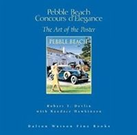 Pebble Beach Concours d'Elegance: The Art of the Poster