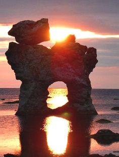 Sunset in Faro, Gotland, Sweden hope we see this on our big Swedish adventure. Sweden Photography Para obtener información, acceda a nuestro sitio https://storelatina.com/sweden/travelling #recetas #Suediako #ስዊዲን #comida