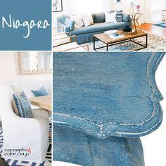 pantone niagara, slate blue, dusty blue, smoky blue, denim blue, french blue, 2017 color trends, color trends, color for interiors