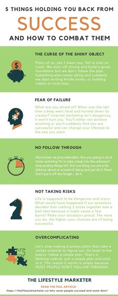 I want to share with you a quote that one of my friends told me that still resonates with me today: �The difference between doing what you really want to do and what you are doing now is simply doing it.�  I've created this #infographic to help other #ent