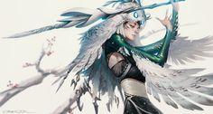 Owl Spirit / Chengwei Pan