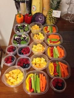 Food prep Sundays - clean eating, meal prep by consuelo by ckellem