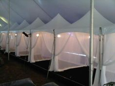 TENTS INSIDE OF TENTS