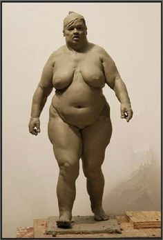Richard Weaver - walking woman http://fatart.altervista.org/
