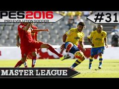 PES 2016 Master League #31 Las Palmas