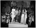 Costume prize-winners at Arts Club's Bal Boheme. Washington, D.C. Photograph by Harris & Ewing, April 10, 1939. Harris & Ewing Collection, Library of Congress Prints and Photographs Division.