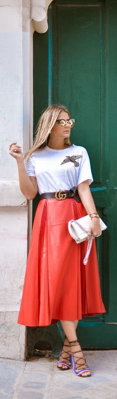 Look The Bird Gucci! / Fashion By Thassia