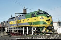 RailPictures.Net Photo: ANR CLP15 Australian National Railways AT26HC-2M (CLP) at Melbourne, Victoria, Australia by Chris Nuthall