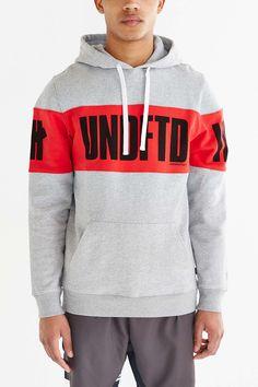 Undefeated Estorial Pullover Hooded Sweatshirt