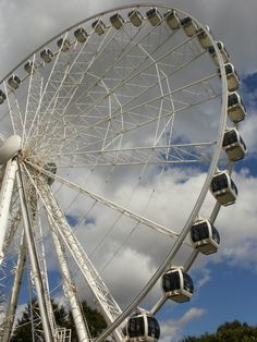 The Yorkshire Wheel, best views of York from here x
