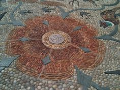 A Pebble Mosaic and Random Acts of Discovery | Creative STAR Learning | I'm a teacher, get me OUTSIDE here!