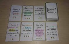 MERAKI LOGOPEDIA: El juego de las palabras.