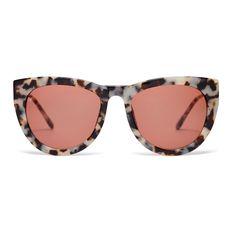 Smoke x Mirrors Run Around Sue Tortoise Sunglasses